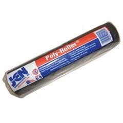 Jen 7 inch Poly-Roller Black