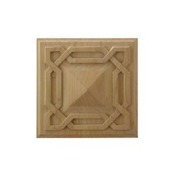 Deco Tile Unfinished Hard Maple <small>(#01902078HM1)</small>
