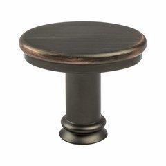 Deirdra 1-7/16 Inch Length Verona Bronze Cabinet Knob