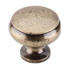 Tuscany 1-1/4 Inch Diameter German Bronze Cabinet Knob <small>(#M208)</small>