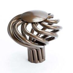 Adagio 1-1/2 Inch Diameter Oil Rubbed Bronze Cabinet Knob <small>(#7873-2ORB-P)</small>