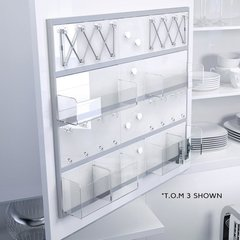 "T.O.M. 1Door Organization System 8-1/4"" W <small>(#9000 3312)</small>"