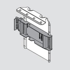 Servo-Drive Top Bracket with Adapter <small>(#Z10D6252)</small>