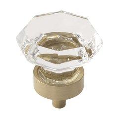 Revitalize 1-5/16 Inch Diameter Golden Champagne Cabinet Knob <small>(#BP55268CBBZ)</small>