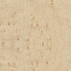 Birdseye Maple Heavy Wood Veneer 10 Mil 4 feet x 8 feet