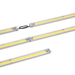 "Tresco International Tresco 12V 12"" SimpLED 2.0 LED 3000K Nickel L-SMPHO12-WNI-10"