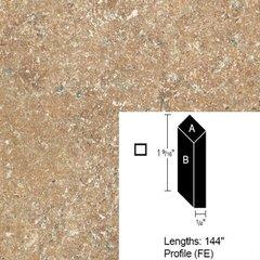Wilsonart Bevel Edge - Antique Roca-12Ft <small>(#CE-FE-144-4838-38)</small>