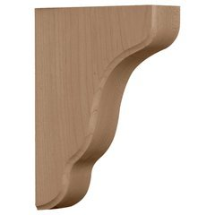 Plymouth Countertop Bracket Collection by Ekena