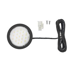 Pockit Plus LED Spot 1.5W Black <small>(#L-POC-1LEDSFR-WBL-1)</small>