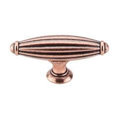 Tuscany 2-5/8 Inch Length Old English Copper Cabinet Knob <small>(#M227)</small>