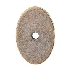Sanctuary 1-1/2 Inch Length German Bronze Back-plate <small>(#TK60GBZ)</small>