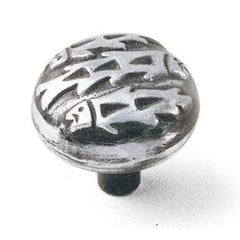 Native Romance 1-1/2 Inch Diameter Silverado Cabinet Knob