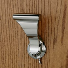 UltraLatch for 1-3/4 inch Door with Privacy Latch Bright Nickel <small>(#L28P-14)</small>