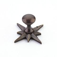 Sonata 11/16 Inch Diameter Dark Antique Bronze Cabinet Knob <small>(#982-DAB)</small>