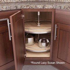"Recorner Susan Kidney Lazy Susan 28"" Maple <small>(#9000 2526)</small>"
