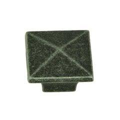 Milan 1-1/4 Inch Diameter Swedish Iron Cabinet Knob <small>(#CP53082-SI)</small>
