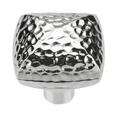Mountain Lodge 1-1/4 Inch Diameter Chrome Cabinet Knob