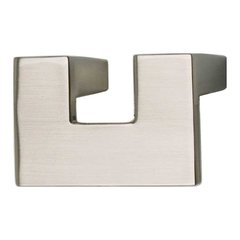 U-Turn 1-1/4 Inch Center to Center Brushed Nickel Cabinet Pull