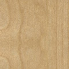 White Birch Wood Veneer Rotary PSA Backer 4 feet x 8 feet