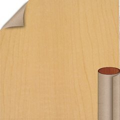 Scandia Maple Textured Finish 4 ft. x 8 ft. Vertical Grade Laminate Sheet