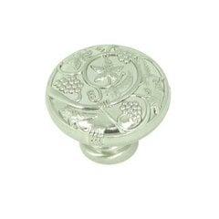 Meadow Brook 1-1/4 Inch Diameter Satin Nickel Cabinet Knob <small>(#CP3079-SN)</small>