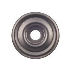 Devon Brixton Backplate 1 3/8 inch Diameter Ash Gray <small>(#TK890AG)</small>