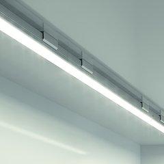 """Hafele Loox 2024 12V LED White Strip Light 10-1/4"""" Cool White 833.73.031"""