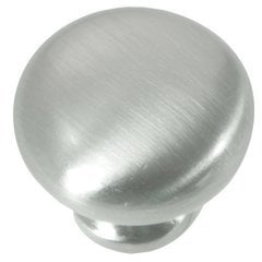 Celebration Knob 1-1/4 inch Diameter Satin Nickel