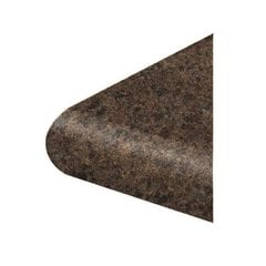 Wilsonart Crescent Bevel Edge River Gemstone - 4 ft (Pack of 3)