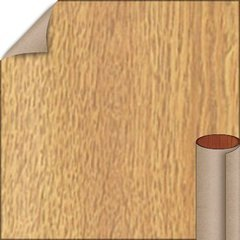 Rustic Quartered Oak Textured Finish 4 ft. x 8 ft. Vertical Grade Laminate Sheet <small>(#WM8164T-T-V3-48X096)</small>