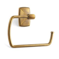 Clarendon Towel Ring Gilded Bronze <small>(#BH26501GB)</small>