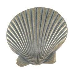 Sea 2 Inch Diameter Verdigris Cabinet Knob