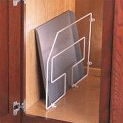 "Tray Divider 18-1/4""H- White <small>(#TD18-W)</small>"