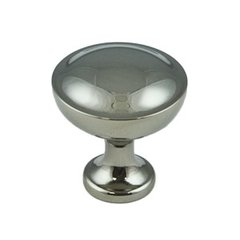 Echo 1-3/16 Inch Diameter Polished Nickel Cabinet Knob <small>(#9259-1014-P)</small>