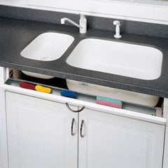 6551 Series Tip Out Tray 72 inch White