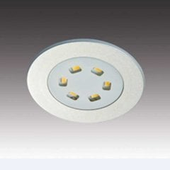 R55-LED Stainless Spotlight - Cool White <small>(#R55LED/SS/CW)</small>