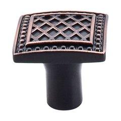 Trevi Fountain 1-1/4 Inch Diameter Tuscan Bronze Cabinet Knob <small>(#TK174TB)</small>