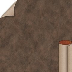 Rust Steel Laminate Vertical 4X8 Cashmere