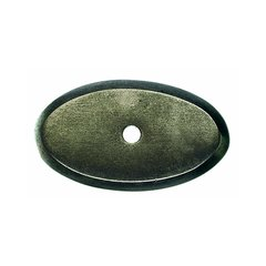 Aspen 1-3/4 Inch Length Silicon Bronze Light Back-plate <small>(#M1440)</small>
