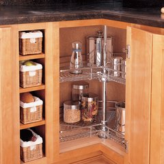 5472 2 Shelf Kidney 28 inch Chrome <small>(#5472-28-CR)</small>