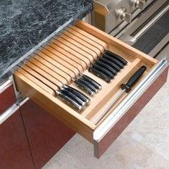 Wood Knife Block Insert <small>(#4WKB-1)</small>
