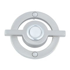Avalon Lighted Doorbell Button Brushed Nickel