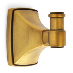 Clarendon Robe Hook Gilded Bronze <small>(#BH26502GB)</small>