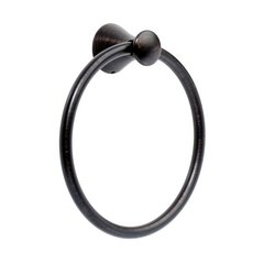 "Lahara 7-1/2"" Dia Towel Ring Venetian Bronze <small>(#73846-RB)</small>"