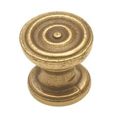 Manor House 1/2 Inch Diameter Lancaster Hand Polished Cabinet Knob <small>(#P318-LP)</small>