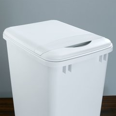 Flip Up Lid For 50 Quart Container - White