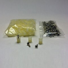 Hinge Dowel & Screw For Grass/Mepla-Per 100 <small>(#00102-43 & 02445-43)</small>