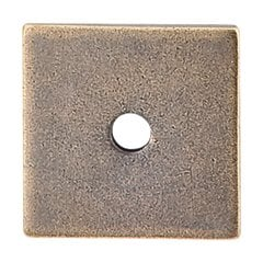 Sanctuary 2-5/8 Inch Length German Bronze Back-plate <small>(#TK94GBZ)</small>