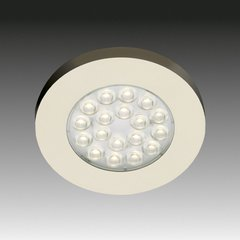 ER-LED Warm White Spotlight-Stainless Steel