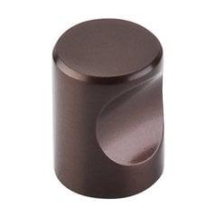 Nouveau II 3/4 Inch Diameter Oil Rubbed Bronze Cabinet Knob